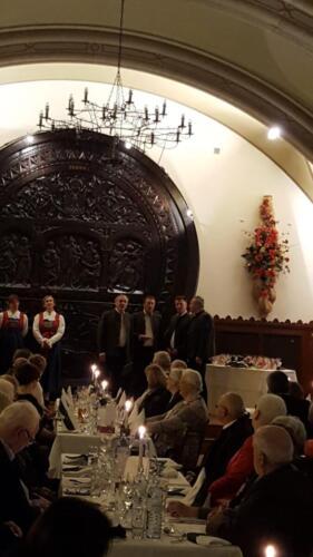 Weihnachtsfeier Tirolerbund